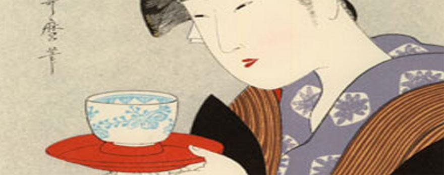 Japanische Teeschale