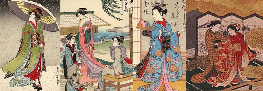 Kimono-Japan