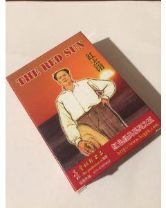 chinesische Spielkarten Mao, Die Rote Sonne