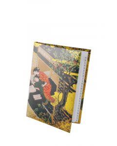 Japanisches Adressbuch Kanji Gr. S