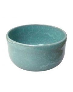 Matcha Schale Celadon aquamarin