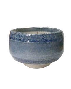 Matcha Schale blau