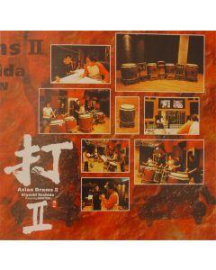 CD Asian Drums II  Trommel-Musik