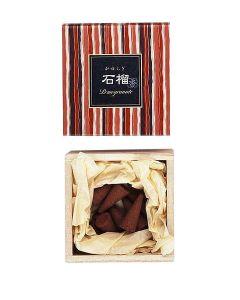 Nippon Kodo Kayuragi Pomegranate (Granatapfel) 12 Kegel