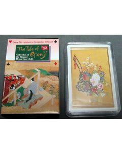 Japan. Spielkarten Tales of Genji