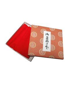 Fukusa für Damen, rot