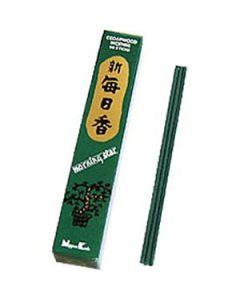 Nippon Kodo Morning Star Zedern 50 sticks