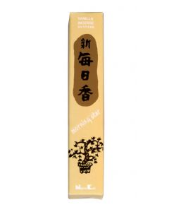 Nippon Kodo Morning Star Vanille 50 sticks