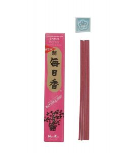 Nippon Kodo Morning Star Lotus 50 sticks