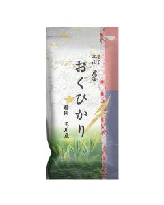 Sencha Oku Hikari 100g kontroll. Anbau, grüner Tee