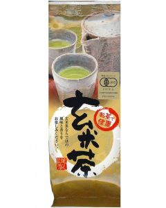 Genmaicha 100g, grüner Tee BIO