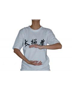 Taichi T-Shirt Tai Ji Quan weiss