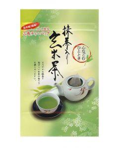 Genmaicha Mizudashi Hoshino 75g, grüner Tee