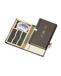 Nippon Kodo Jinkoh Juzan 60sticks mit Halter