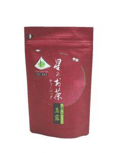 Teebeutel Gyokuro Yame Hoshino 75g, grüner Tee