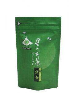 Teebeutel Sencha Hoshino grün 75g grüner Tee