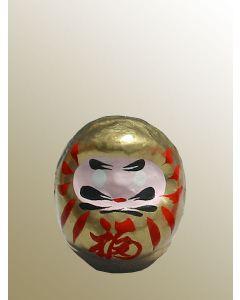 Daruma Puppe gold - Reichtum