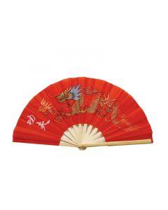 Taichi Fächer Drachen, rot