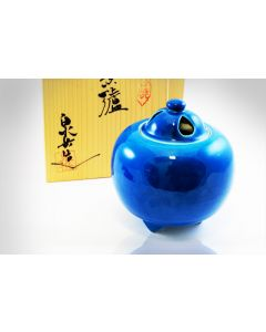 Räuchergefäß Ceramic Incense Burner blau