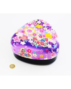 Lunchbox Kirschblüte Jumbo dreieckig