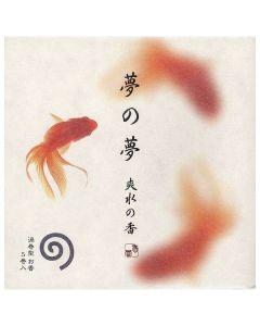 Nippon Kodo Yume No Yume Goldfisch 5 coils