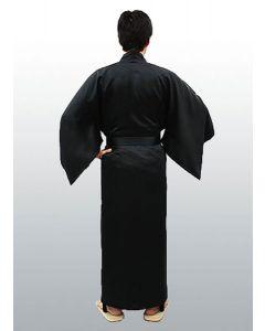 Kimono Kuro schwarz - verschiedene Größen