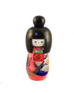 Kokeshi Puppe Kasen 21cm