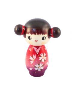 Kokeshi Puppe Odango Klößchen 13cm