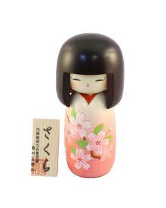 Kokeshi Puppe Sakura 16cm