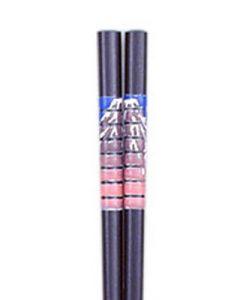 Essstäbchen Aka Fuji schwarz 22,5 cm