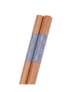 Essstäbchen Bambus Raute 24 cm