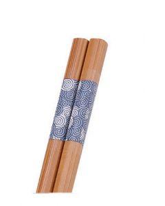 Essstäbchen Bambus Spirale 24 cm