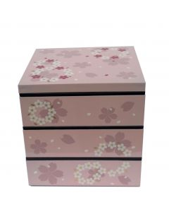 Etagendose Sakura rosa