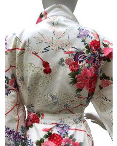 Damen Kimono Suzu weiss