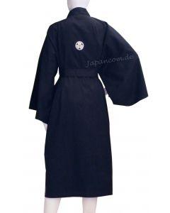 Happi Kimono Mon XL gestickt
