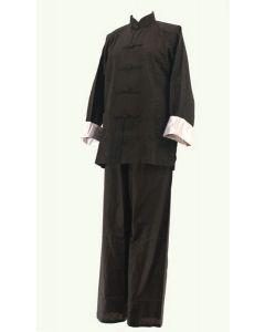 Taichi Anzug Classic schwarz