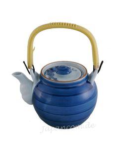 Japan Porzellan Teekanne Budo 1,0 Liter