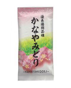 Sencha Kanayamidori grüner Tee 80g