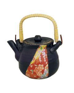 Teekanne Dobin Komon 525 ml schwarz
