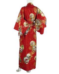 Kimono Prinzessin rot
