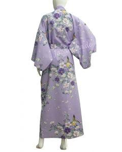 Japanischer Damen Kimono Hana lila