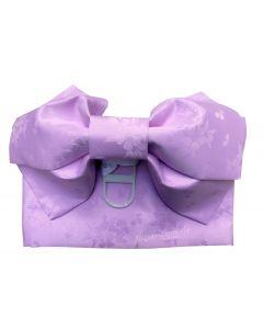 Fertig Kimonogürtel Musubi Obi pastell lila