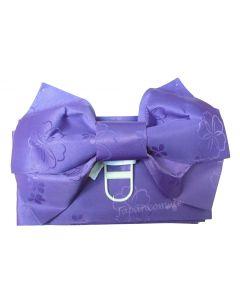 Fertig Kimonogürtel Musubi Obi violett