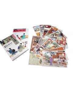 15 Postkarten Chanoyu Teezeremonie
