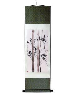 Rollbild Bambus 30 x 100 cm