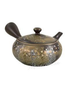 Seitengriff Teekanne Maru Ami gold 350ml