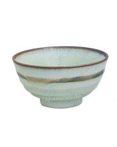 Grosse Suppenschüssel Wasabi grün