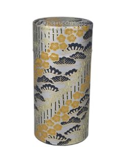 Teedose Takeshirabe silber 200g