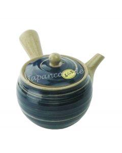 Seitengriff Teekanne königsblau 350 ml