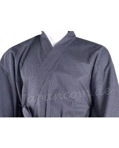Yukata Fundo blau-schwarz